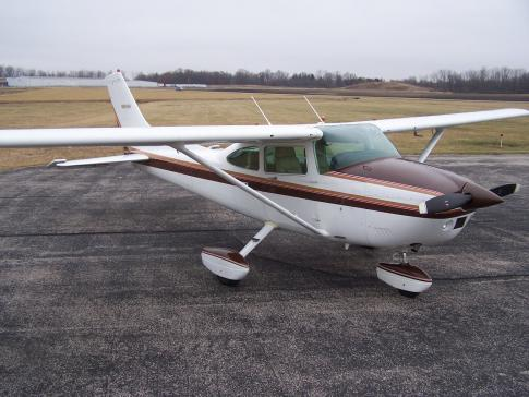 Aircraft for Sale in Ohio: 1981 Cessna 182R - 2