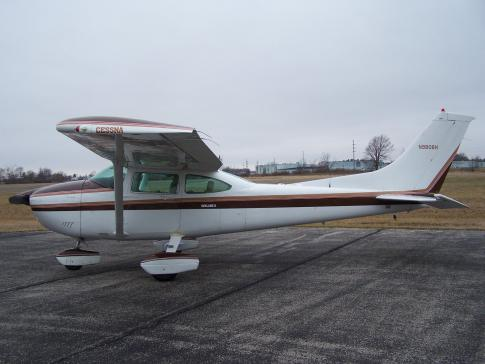 Aircraft for Sale in Ohio: 1981 Cessna 182R - 1