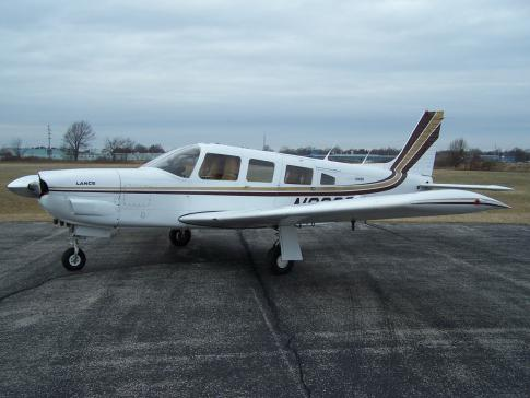 Off Market Aircraft in Ohio: 1978 Piper Lance - 2