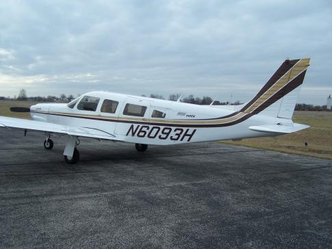 Off Market Aircraft in Ohio: 1978 Piper Lance - 3