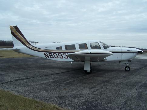 Off Market Aircraft in Ohio: 1978 Piper Lance - 1
