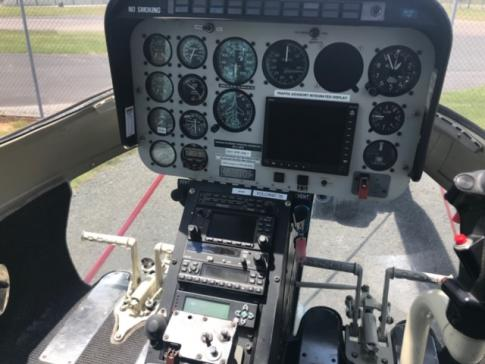 Off Market Aircraft in Nevada: 1978 Bell 206B3 - 2