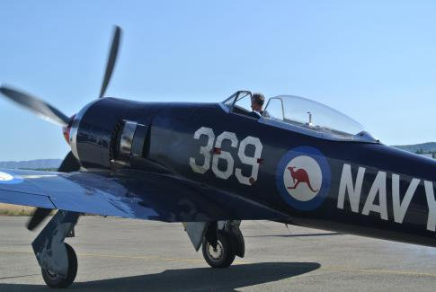 Aircraft for Sale in France: 1949 Hawker Siddeley Fury - 2