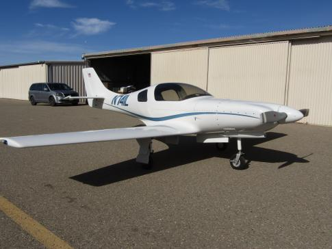 Aircraft for Sale in Lompoc, California, United States (KLPC): 2005 Lancair 320-160