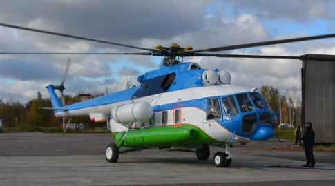 Aircraft for Sale in Russia: 1992 Mil MI-8MTV-1 - 2