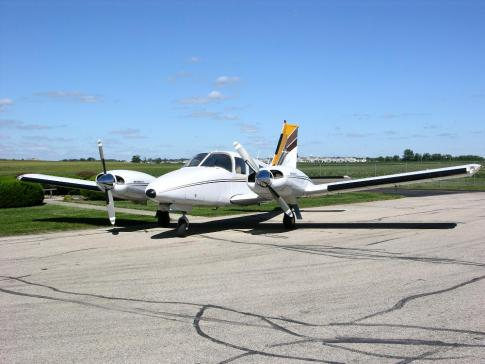 Aircraft for Sale in Sugar Grove, Illinois, United States (ARR): 1978 Piper PA-34-200T Seneca