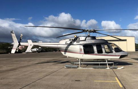 Aircraft for Sale in United States: 1996 Bell 407