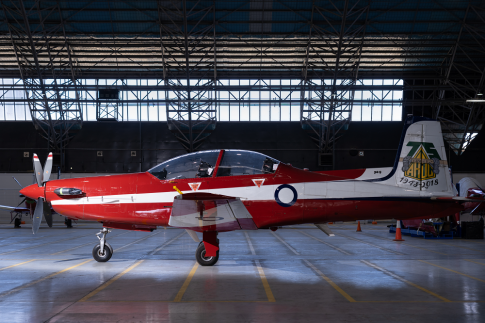 Aircraft for Auction in Lara, VIC, Australia (AVV): 1987 Pilatus PC-9A