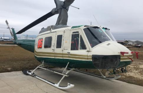 Aircraft for Sale in Canada: 1974 Bell 205A-I - 1