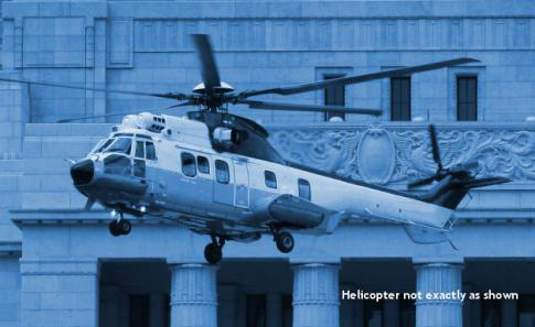 Aircraft for Sale in Brazil: 2012 Eurocopter EC 225LP Super Puma