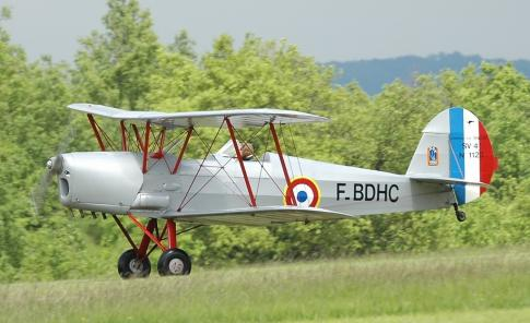 Aircraft for Sale in France: 1950 Stampe SV-4