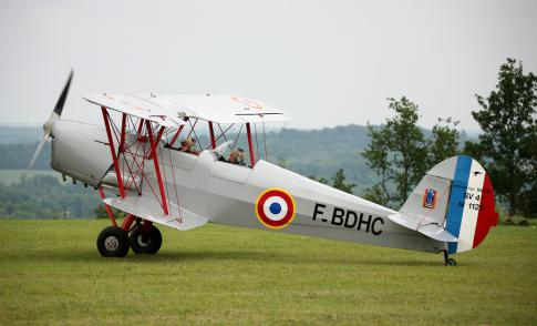Aircraft for Sale in France: 1950 Stampe SV-4 - 2