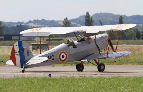 Aircraft for Sale in France: 1950 Stampe SV-4 - 3