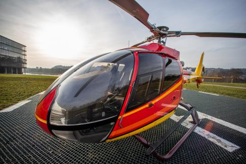 Off Market Aircraft in Lithuania: 2007 Eurocopter EC 130 - 3