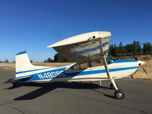 Aircraft for Sale in Washington, United States: 1981 Cessna 180K Skywagon II