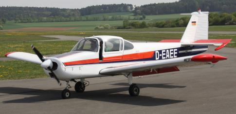 Aircraft for Sale in Melle, Germany (EDXG): 1970 Fuji FA-200-180