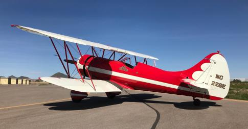 Aircraft for Sale in Arizona: 1939 Waco UPF-7/PT-14 - 2