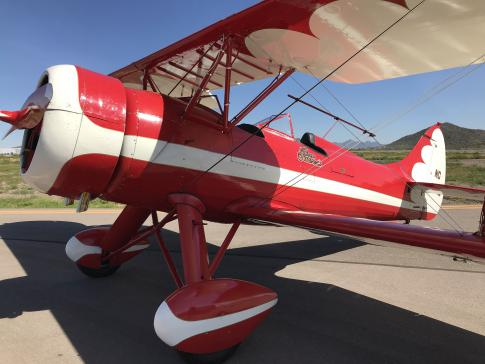 Aircraft for Sale in Arizona: 1939 Waco UPF-7/PT-14 - 3