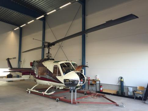 Aircraft for Sale in Germany: 1966 Bell 205 Iroquois (Huey)