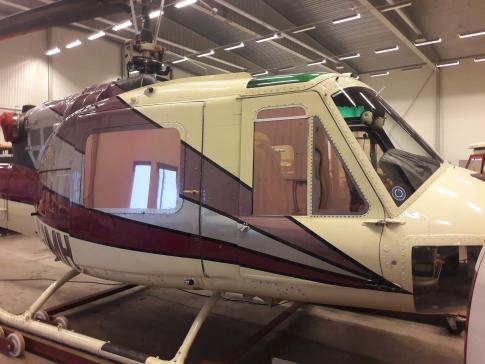 Aircraft for Sale in Germany: 1966 Bell 205 - 2