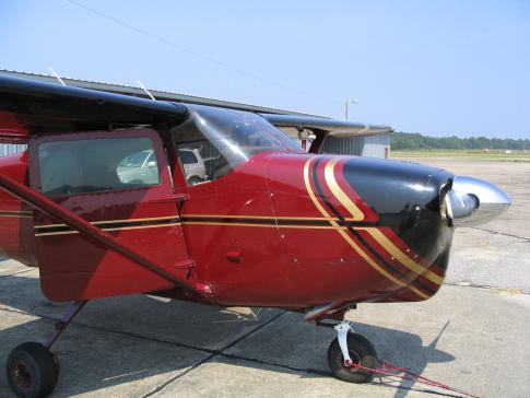 Aircraft for Sale in Thomasville, Georgia, United States (TVI): 1960 Cessna 210A Centurion