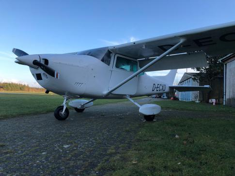 Off Market Aircraft in Germany: 1973 Cessna 182P - 2