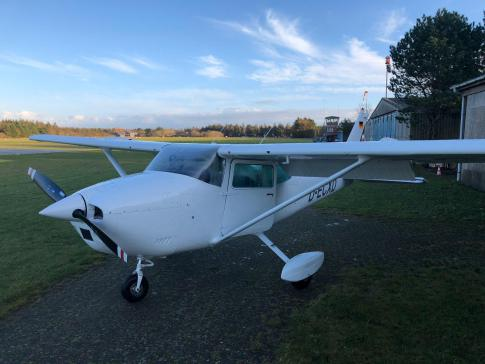Off Market Aircraft in Germany: 1973 Cessna 182P - 3