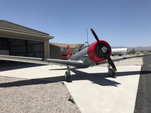 Aircraft for Sale in Las Vegas, Nevada, United States (3L2): 1941 Vultee BT-13A