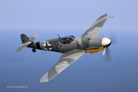 Aircraft for Sale in Germany (EDAH): 1944 Messerschmitt Bf 109-G