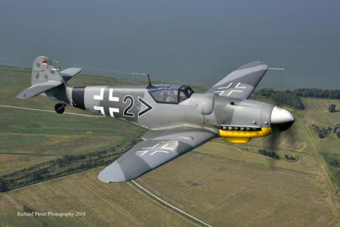 Aircraft for Sale in Germany: 1944 Messerschmitt Bf 109-G - 3