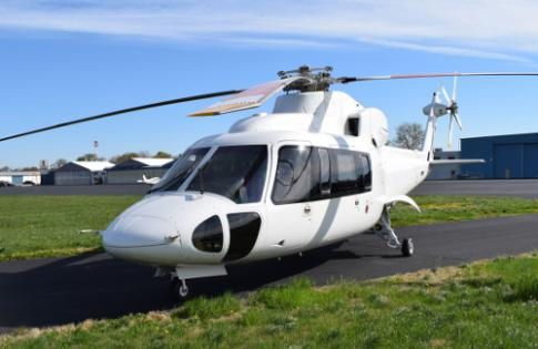 Aircraft for Lease in Brazil: 1999 Sikorsky S-76C+ - 1