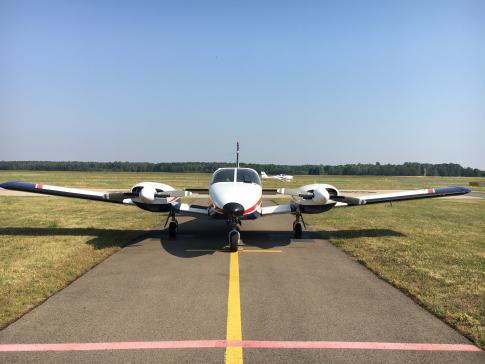 Aircraft for Sale in Germany: 1980 Piper PA-34 Seneca II