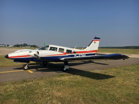 Aircraft for Sale in Germany: 1980 Piper Seneca II - 2