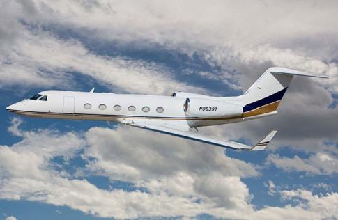 Aircraft for Sale in Singapore: 2008 Gulfstream G450