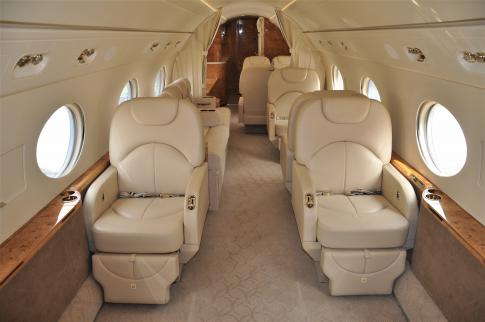 Aircraft for Sale in Singapore: 2008 Gulfstream G450 - 2