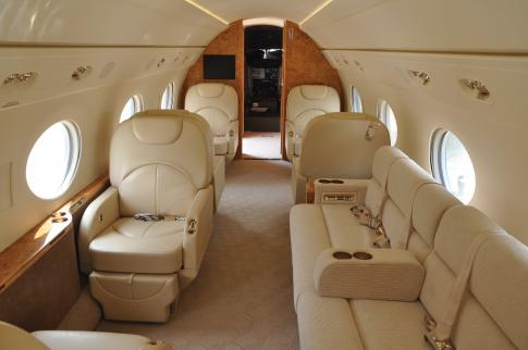 Aircraft for Sale in Singapore: 2008 Gulfstream G450 - 3