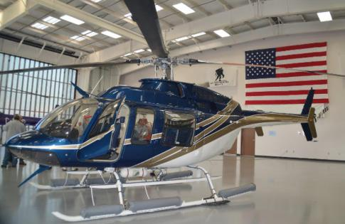 Aircraft for Lease in United States: 1998 Bell 407