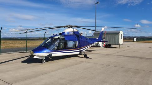 Aircraft for Sale in Kassel-Calden, Germany (EDVK): 1987 Agusta A109A II