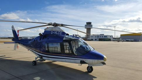 Aircraft for Sale in Germany: 1987 Agusta A109A II - 2