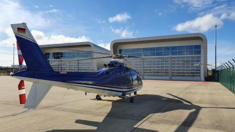 Aircraft for Sale in Germany: 1987 Agusta A109A II - 3