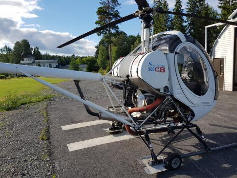 Aircraft for Sale in Finland: 2000 Schweizer 300CBi - 3