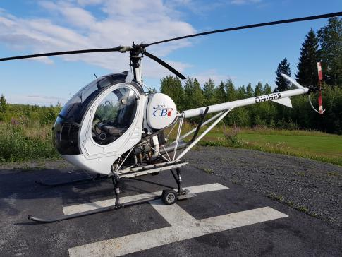 Aircraft for Sale in Finland: 2000 Schweizer 300CBi