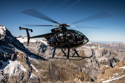 Aircraft for Sale in Schwyz: 2007 MD Helicopters 530F - 3