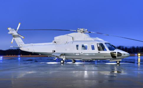 Aircraft for Sale in United States: 1998 Sikorsky S-76C+
