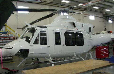 Off Market Aircraft in Peru: 2006 Bell 412EP - 1