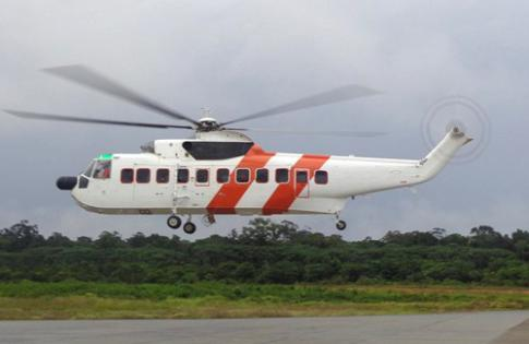 Off Market Aircraft in Brazil: 1975 Sikorsky S-61N - 1