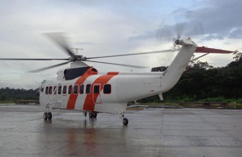 Off Market Aircraft in Brazil: 1975 Sikorsky S-61N - 2