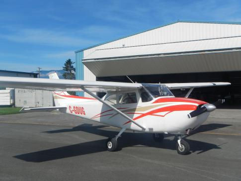 Aircraft for Sale in Squamish, British Columbia, Canada (CYSE): 2008 Cessna 172N
