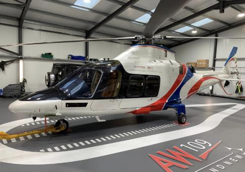 Aircraft for Sale in Ireland: 2019 Agusta AW109SP - 2