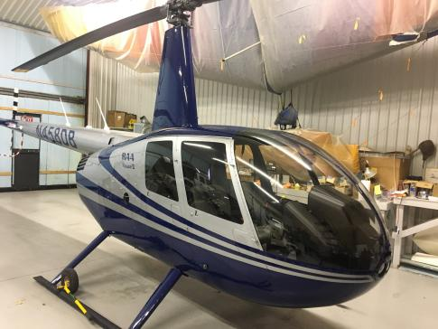 Aircraft for Sale in Upsate, New York, United States: 2018 Robinson R-44